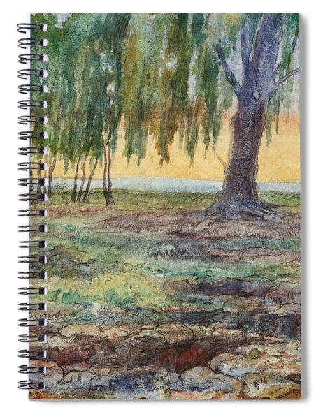 Landscape, 1907 Spiral Notebook
