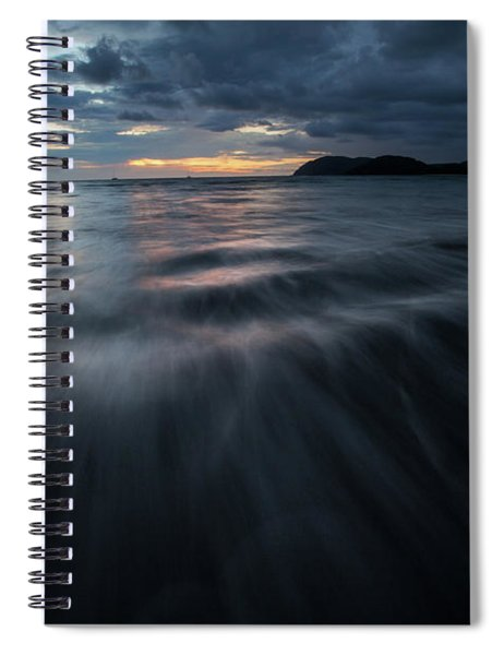 Langkawi Sunset Spiral Notebook