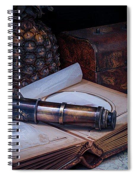 Last Adventure Memories Spiral Notebook