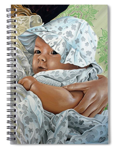 Layla Spiral Notebook