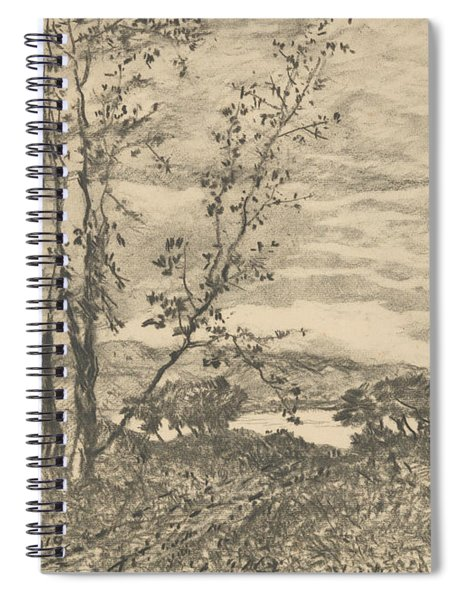 Le Cap Martin Spiral Notebook