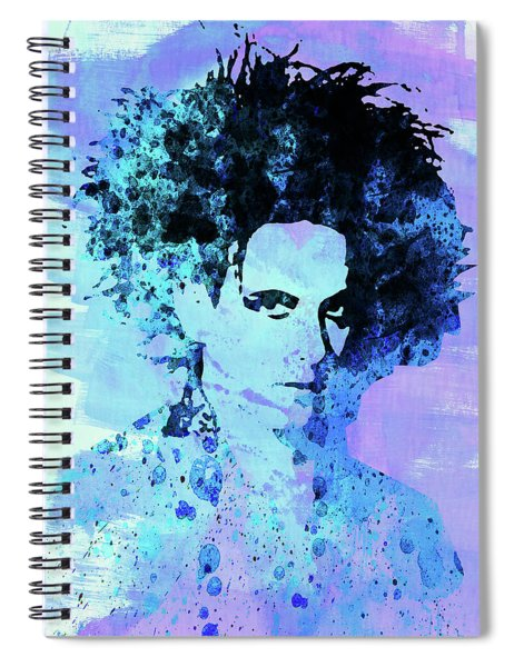 Legendary Cure Watercolor Spiral Notebook