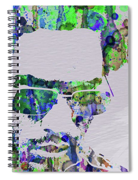 Legendary Lenny Watercolor II Spiral Notebook