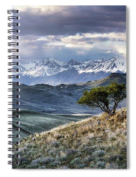 Lemhi Light Spiral Notebook