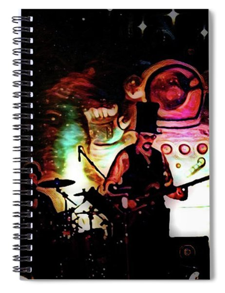 Les N Jay Spiral Notebook