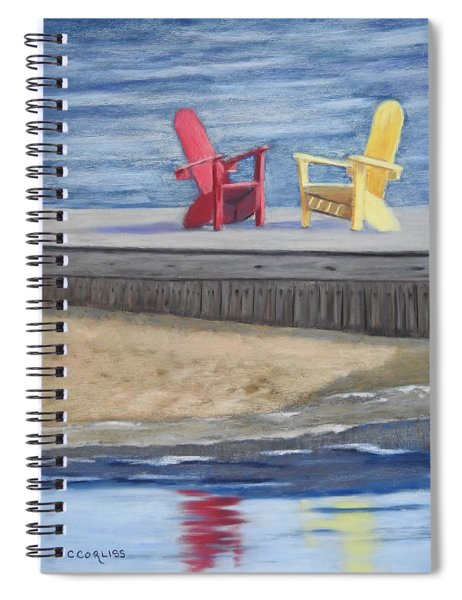Life Is Good Spiral Notebook