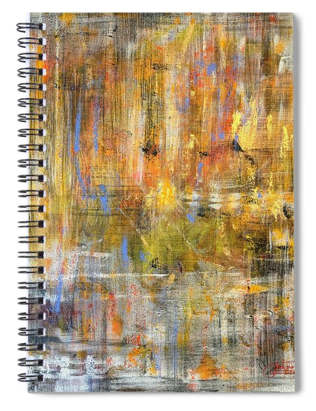 Lifes Tapestry  Spiral Notebook