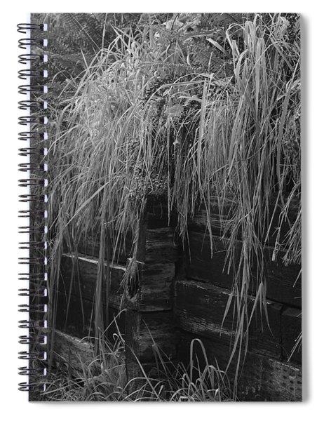 Light And Texture Spiral Notebook