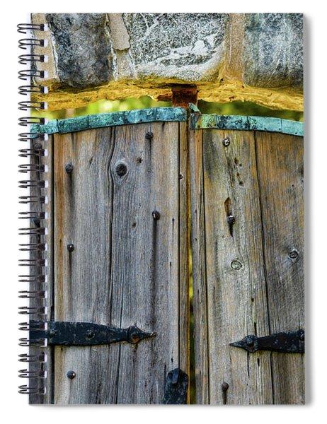 Light Beyond, Crane Estate Spiral Notebook