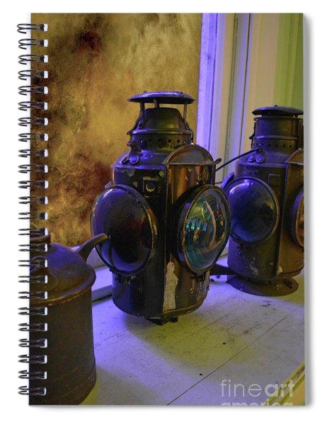 Light The Way Spiral Notebook