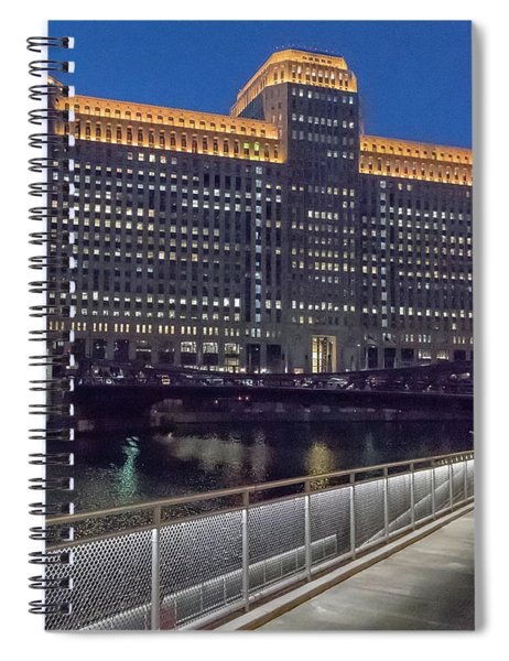 Lighted Walk Spiral Notebook