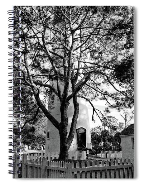 Lighthouse Labor Spiral Notebook