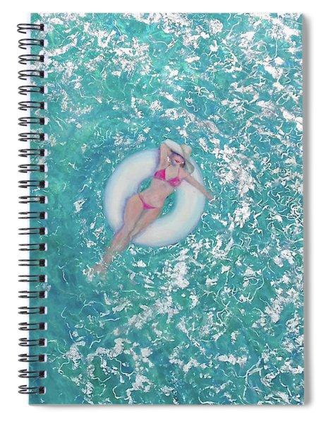 Lightness Of Being Spiral Notebook