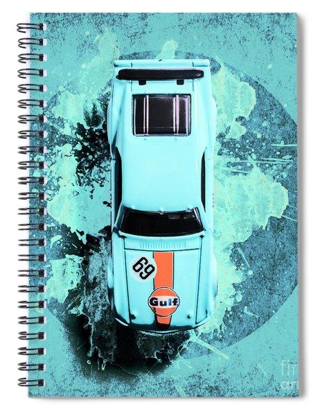 Like A Boss Spiral Notebook