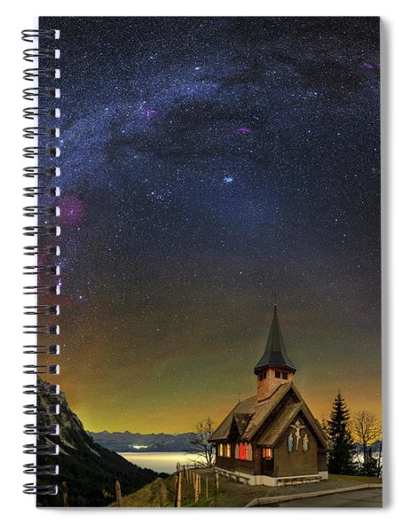 Like A Prayer Spiral Notebook