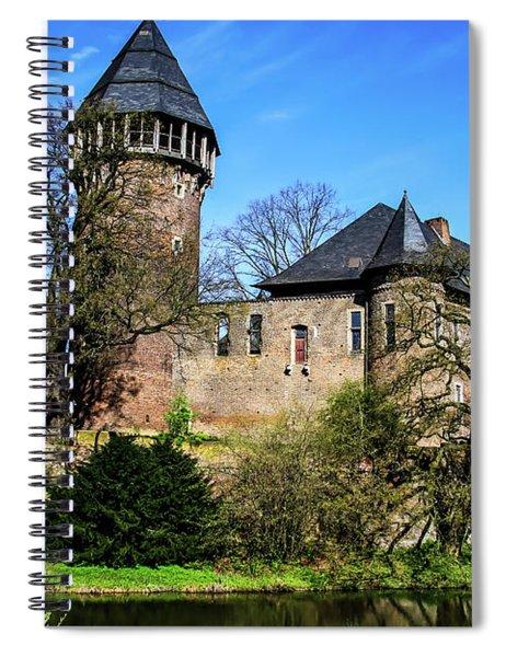 Linn Castle Spiral Notebook