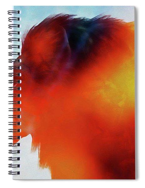 Lion King - 16 Spiral Notebook