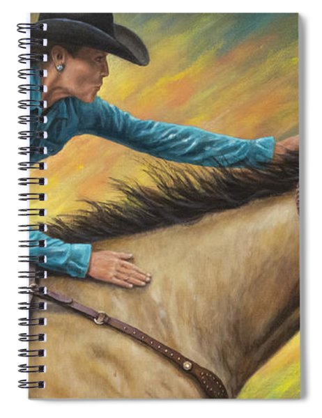 Lisa And Louie Spiral Notebook