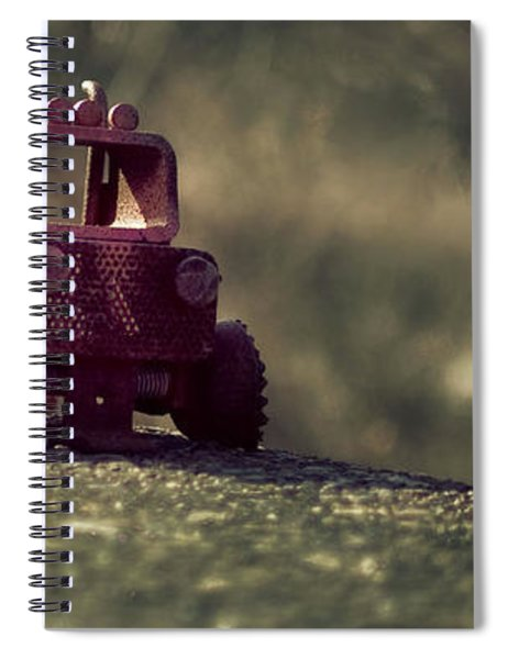 Little Engine That Could Spiral Notebook