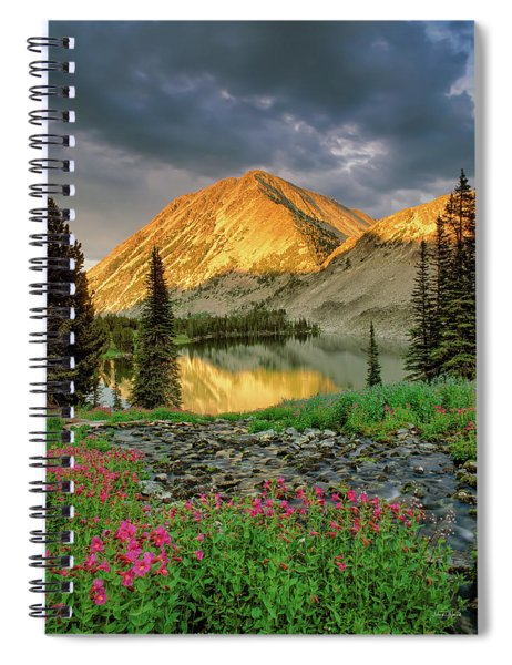 Little Lake Spiral Notebook