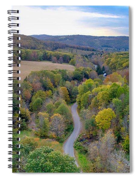 Little Meadows  Spiral Notebook