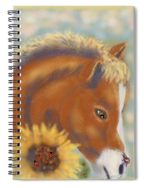Little Miracles Spiral Notebook