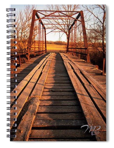 Little River Bridge Spiral Notebook