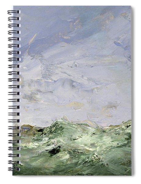 Little Water, Dalaro, 1892  Spiral Notebook