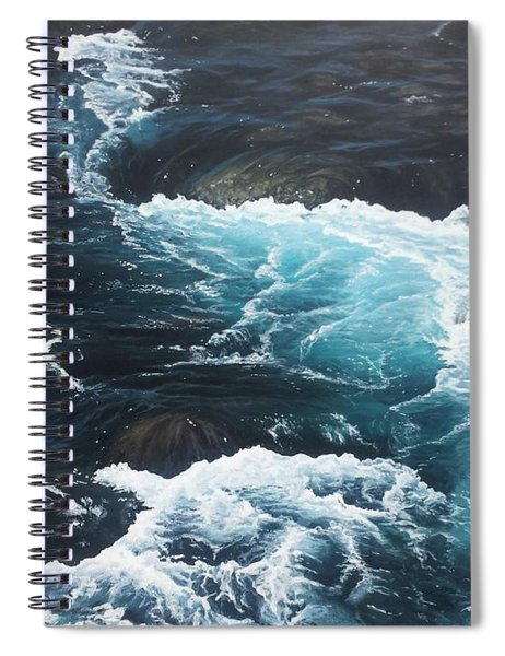 Living Waters Spiral Notebook