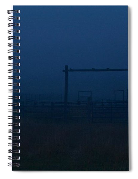 Loading Chute Spiral Notebook