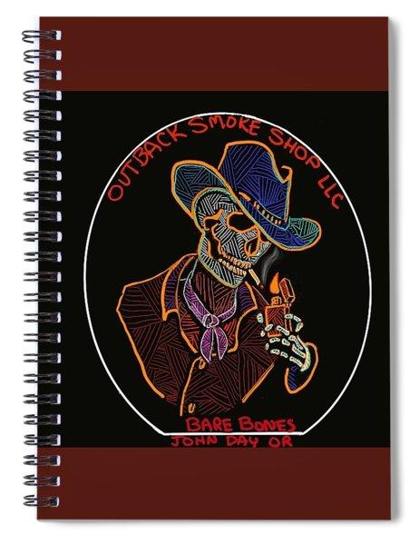 Logo #1 Spiral Notebook
