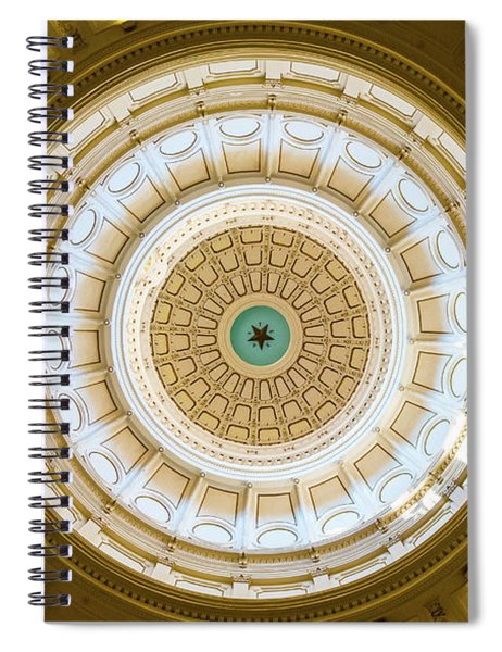 Lone Star Spiral Notebook