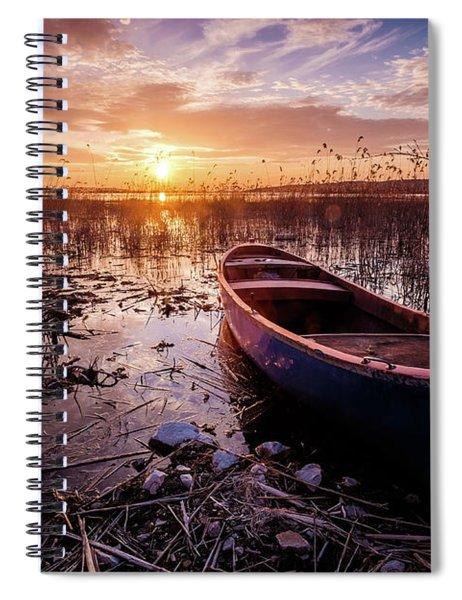 Lonesomeness Spiral Notebook