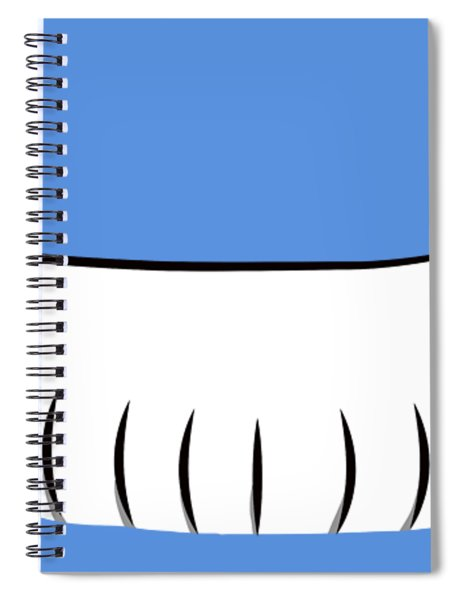 Long Dog Spiral Notebook