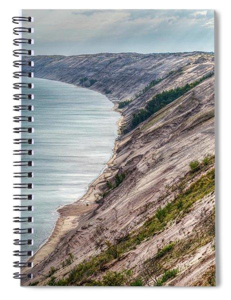 Long Slide Overlook Spiral Notebook