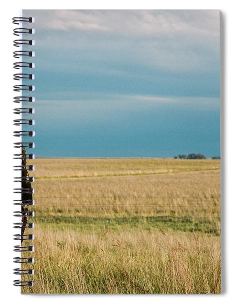 Look To The West Spiral Notebook