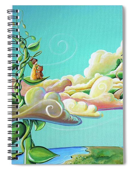 Looking For Jack Spiral Notebook