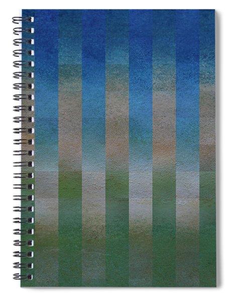 Looking Glass Spiral Notebook