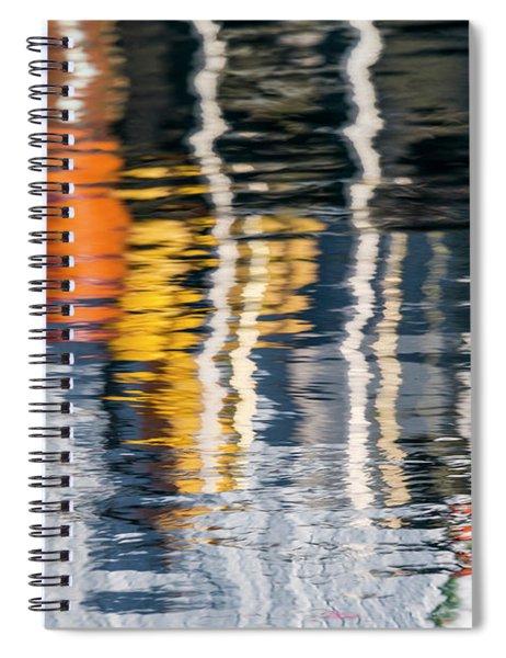Loss Of Focus Spiral Notebook