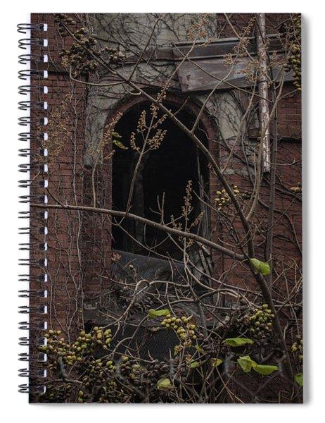 Loss Of Light Spiral Notebook
