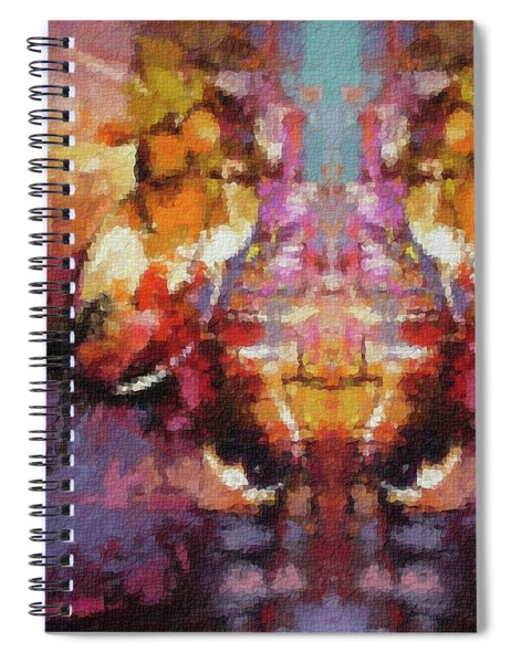 Lost Among Us Spiral Notebook