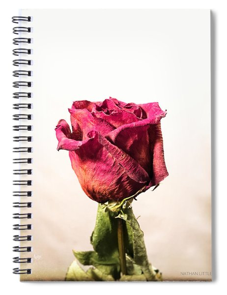 Love After Death Spiral Notebook