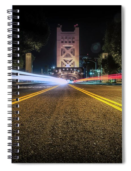 Love Is A Two Way Street Spiral Notebook