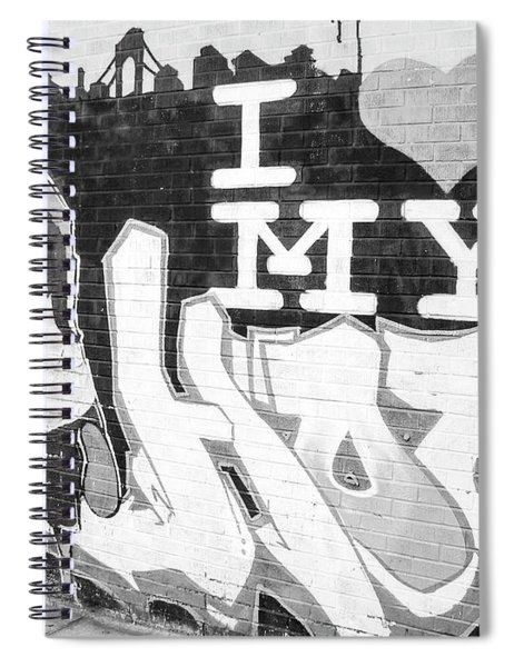 Love My Hood  Spiral Notebook