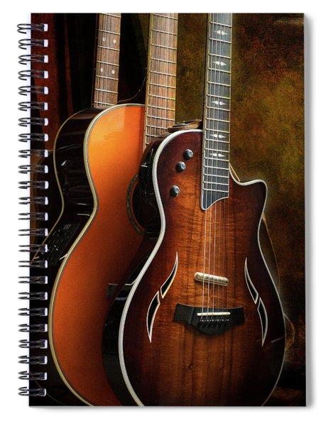 Love Of Music Spiral Notebook