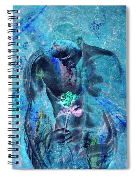 Love Undenied Spiral Notebook