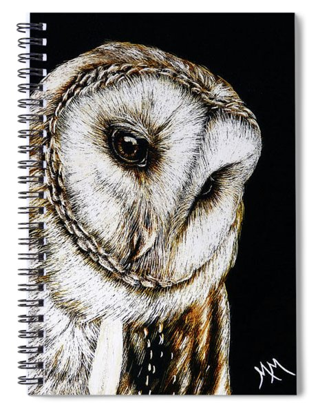 Loving Look Spiral Notebook