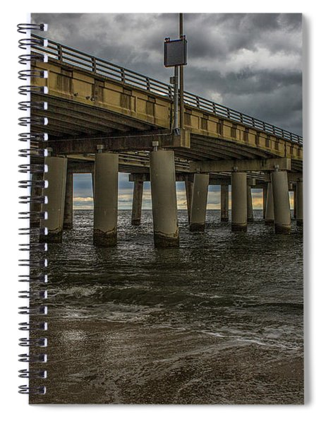 Low Ceiling Spiral Notebook