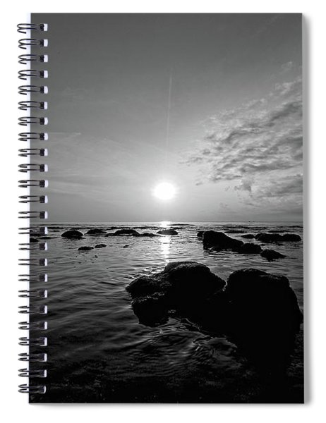 Low Tide 2 Spiral Notebook