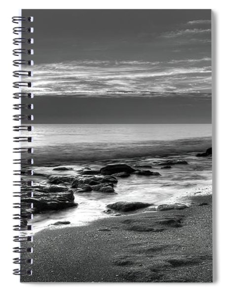 Low Tide 3 Spiral Notebook